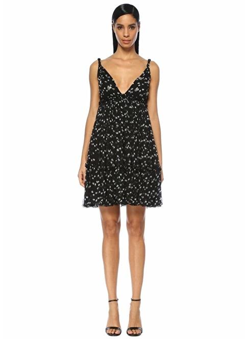 9a0cd7ba03bd4 Beymen Collection Kadın Mini İpek Abiye Elbise Siyah İndirimli Fiyat |  Morhipo | 22355184